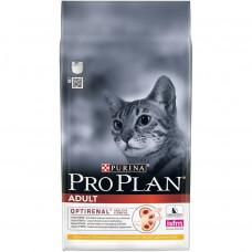 Pro Plan Original Adult Chicken 3кг для взрослых кошек с курицей и рисом, Проплан для кошек