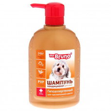 Mr.Bruno Шампунь -кондиционер д/собак Гипоалларгенный 350мл