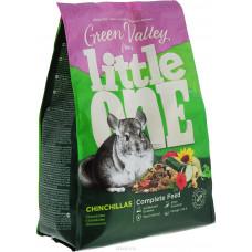 Little One Green Valley корм для шиншилл 750 г , Литл уан