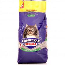 Сибирская Кошка Супер 7л Комкующийся наполнитель