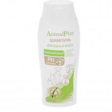AnimalPlay шампунь для собак и кошек 250мл Гипоаллергенный