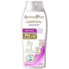 AnimalPlay шампунь для котят 250мл Без слез