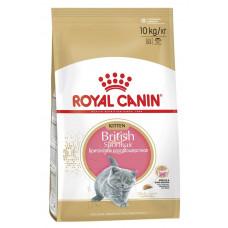 Royal Canin Kitten British Shorthair 400г для британских короткошерстных котят