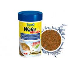 Tetra Wafer MiniMix корм д/всех донных рыб,100мл