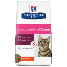 Hill's Prescription Diet Digestive / Fibre Care Gastrointestinal Biome 5 кг для взрослых кошек для