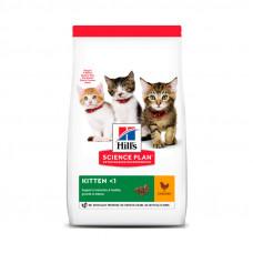 Hill's SP Kitten Chicken 3кг для котят с курицей