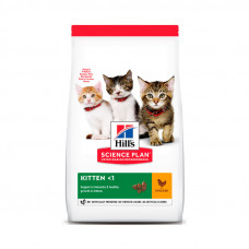 Hill's SP Kitten Chicken 1,5кг для котят с курицей