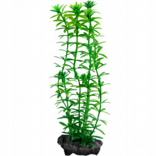 Tetra растение пластик Элодея S 15 см с утяжелит