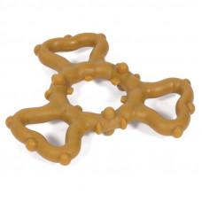 """Triol Игрушка для собак Mini Dogs""""Пропеллер""""для мелких пород из термопластичной резины"""