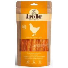 Alpen Hof Грудка куриная по-дом. д/мелких пород и щенков 50 гр
