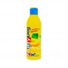 FruttyDog Ямайский банан,шампунь д/собак.250мл