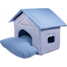 Гамма Дом садовый,голубой,46*50*45см