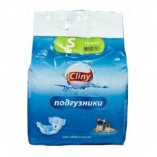 Подгузники Cliny размер S 10 шт