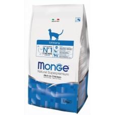 Monge Cat Urinary для профилактики мочекаменной болезни 400г, Монж для кошек