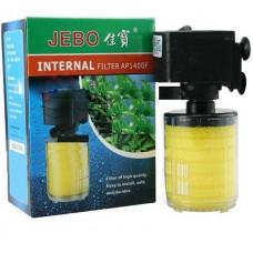 Jebo internal filter ap1400f 13,5вт,580л/ч