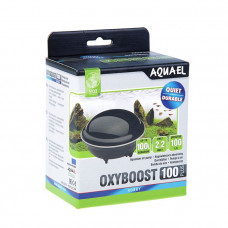 Aquael oxyboost 100л/ч компрессор
