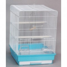 Клетка для птиц 34,5*28*46 А405 (код 12)