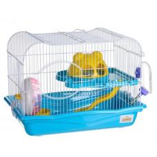 Клетка Для грызунов 45*30*33 М 021 Код 56