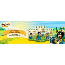 Мнямс Фермерская ярмарка,85 гр пауч.сочные кусочки с кроликом