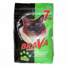 Brava 7л Стандарт (зеленый) , Брава для кошек
