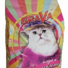 Brava Мадам Кошкина наполнитель для длиношерстных кошек 5л , Брава для кошек