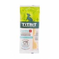TitBit Dental Снек с творогом для собак мелких пород
