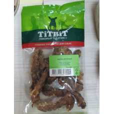 TitBit Шейки куриные 75 г , Титбит лакомства для собак