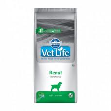 Farmina Vet Life Dog Renal 2 кг Диетическое питание для собак с почечными заболеваниями