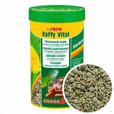 Sera Raffy Vital Основной корм для растительноядных рептилий.250мл