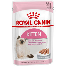 Royal Canin паучи для котят (паштет) , KITTEN INSTINCTIVE 85 г