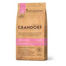 Grandorf Puppy All Breeds Lamb & Brown Rice 12кг для щенков всех пород с ягненком и бурым рисом