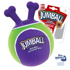 GiGwi Jumball из теннисной резины 18 см , Гигви