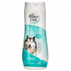 8in1 Shampoo Shed Control Tropical Mist шампунь против линьки для собак 473 мл