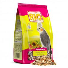 Rio для средних попугаев в период линьки 1кг