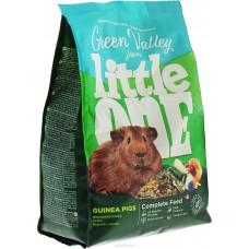 Little One Green Valley корм д/морских свинок 900 г , Литл уан