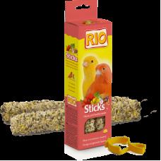 Rio Sticks палочки д/попугаев 2шт Мед и полезные семена