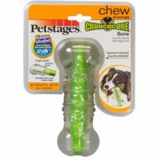 """Petstages д/собак """"Хрустящая косточка"""" резиновая большая 0.184 кг , Петстейдж"""