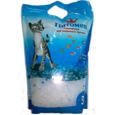 Питомец 3 л Наполнитель силикагелевый для кошек