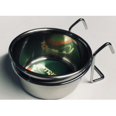 Triol Миска 4403 металл с держателем,0,55л