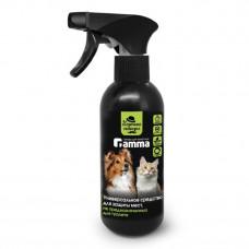 Gamma универсальный спрей д/кош и собак для приучения к туалету,250мл