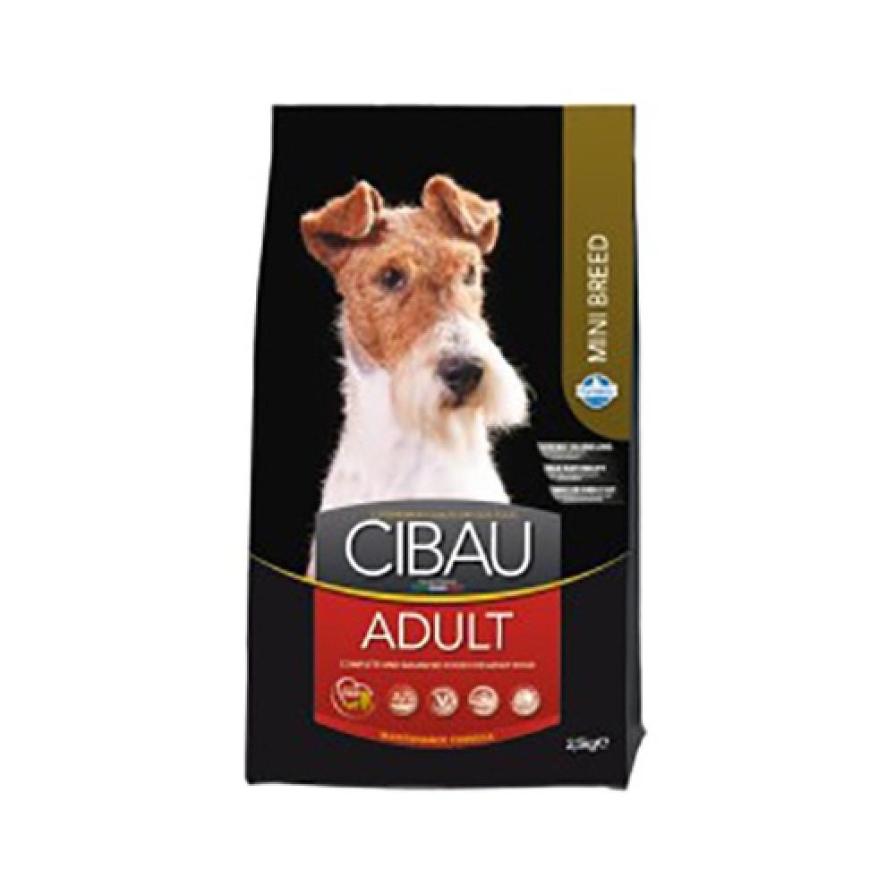 Farmina Cibau Adult Mini 2,5кг для взрослых собак мелких пород
