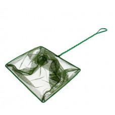 Aleas Сачок д/рыб зеленый 15 см