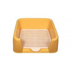 Туалет д/собак (сетка в комплекте) 520*400*150мм Р652 Triol