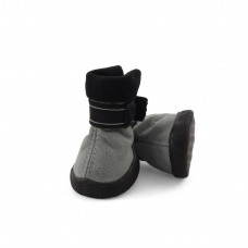 Triol YXS144-4.Ботинки для собк серые,45*40*55мм