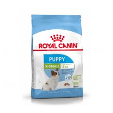Royal Canin X-Small Puppy 1,5кг для щенков карликовых пород, Роял Канин для щенков