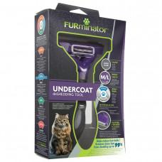 Furminator Фурминатор M/L для больших кошек с длинной шерстью