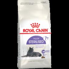 Royal Canin Regular Sterilised 7+ 400г для пожилых кастрированных кошек старше 7 лет, Роял Канин для кошек