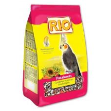 Rio для средних попугаев в период линьки 500г
