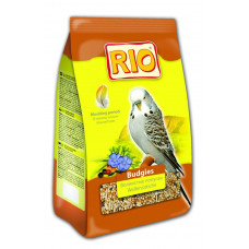 Rio для волнистых попугаев в период линьки 500 г