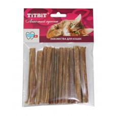 TitBit Кишки говяжьи для кошек 32 г , Титбит для кошек